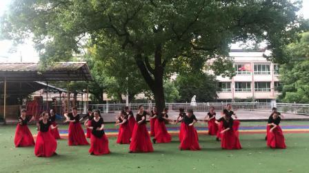 新疆舞组合