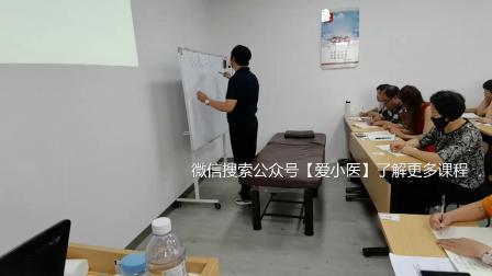 爱小医-张军老师课上讲解 乳腺增生手法,药方