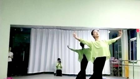 古典舞你知道不知道分解动作五,阜阳艺路舞蹈提供
