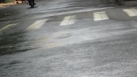 小型抑尘车-水炮洗路