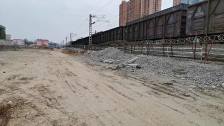 20200223 181401 阳安线HXD2货列出汉中站