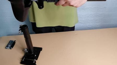 小米滑板车单独坐凳的演示