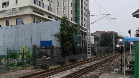 【南同蒲铁路】客车快237次(太原~深圳西)晚点通过