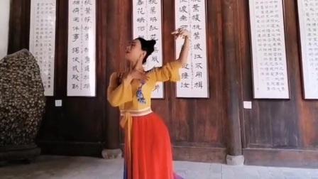 古典#月满西楼#李夏辉改编完整版,附部分教學