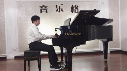 刘思滕--贝多芬《月光奏鸣曲》第三乐章
