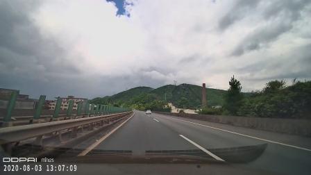 2020桂滇川渝自驾游广西贺州服务区至广东广宁服务区