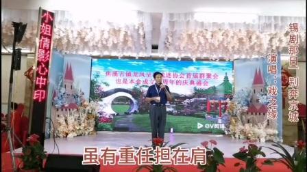 锡剧雪梅图选段《那日一别奔京城》演唱者:戏之緣