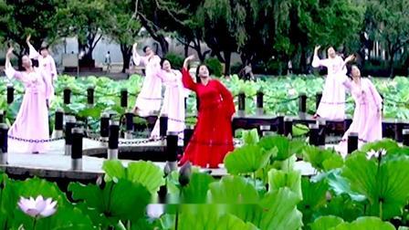 荷花颂 形体舞 曾惠林舞蹈队