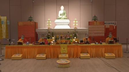 新加坡居士林【初四】2020年8月22日七月地藏孝亲报恩法会