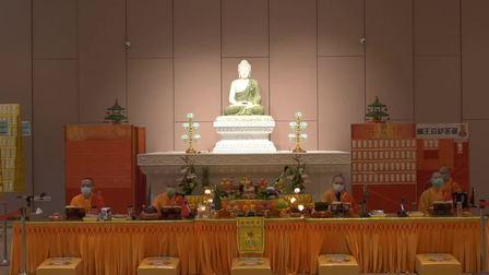 新加坡居士林【初六】2020年8月24日七月地藏孝亲报恩法会