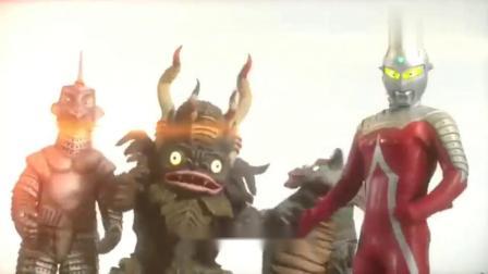 奥特曼:奥特曼高斯奥特曼,创造了一个能让怪兽幸福生活的世界