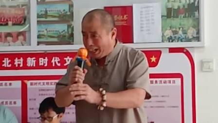 穆家口剧社韓克安演唱盗御马选段,京胡李明武,司鼓胡国强