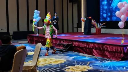 魔法演艺小丑表演