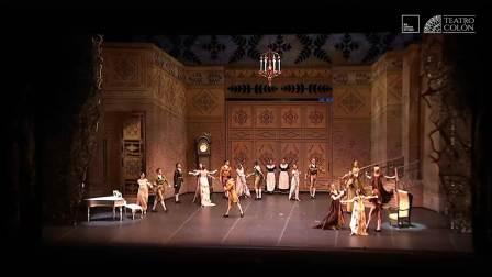 Teatro Colón 努里耶夫版胡桃夹子 全剧