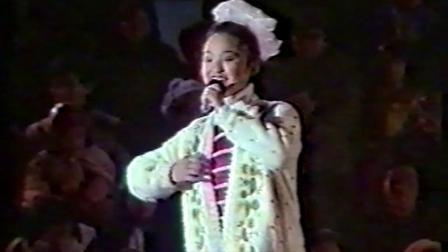 1989广西电视台春晚独唱《黄土高坡》