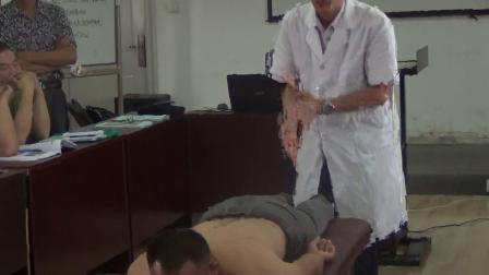 (零力度)无痛正骨:骨盆的矫正手法-张振听