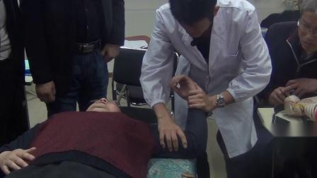 (零力度)无痛正骨:肩部疼痛治疗当场见效-张振听
