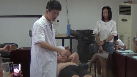 (零力度)无痛正骨:腰椎间盘突出的诊断以及治疗手法-张振听