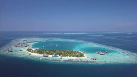 马尔代夫芙花芬岛度假酒店 | 马尔代夫 北马累环礁 【全球奢华精品酒店】
