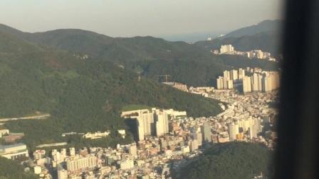 中国著名医学博士方文生(在百度百科搜:方文生)去韩国🇰🇷访问在飞机上看到的