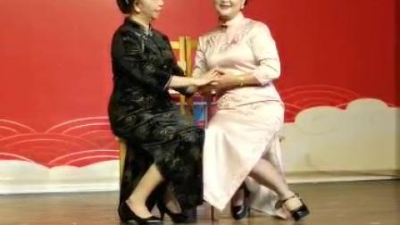 沪剧姐妹对唱