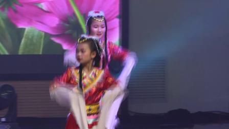 2019湖北省第五届最美童年少儿舞蹈大赛77幸福的格桑花