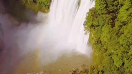 航拍黄果树瀑布(4k版)2020.9.9