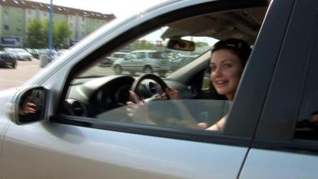 Aletta Ocean - Driving school 20100505 带你去欧洲驾校学开车