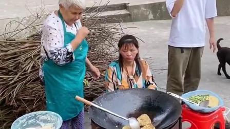 奶奶这么做饭,妈妈都不嫌弃