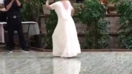 黑牡丹老师舞蹈表演2020-9-12