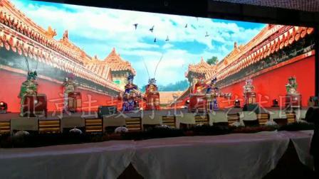 北京击鼓乐团:北京京剧战鼓年会传统大鼓开场秀