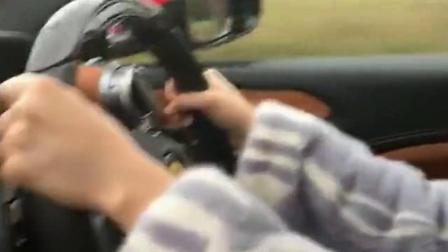 有幸陪领导买车,顺便一下感受她的车技,也不知道这是我修的什么福气!