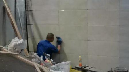 贴瓷砖培训