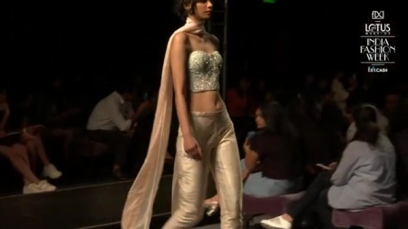 FDCI Lotus Makeup India Fashion Week SS 20 Show stopper Shamita Shetty