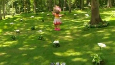 我在99 花园宝宝截了一段小视频