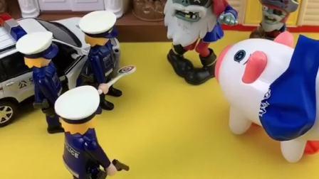 白雪贝儿他们都在一起玩啥呢,白雪看起来很开心,是在玩气球吗?
