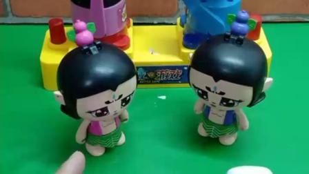 亲子幼教有趣玩具:今天谁刷碗