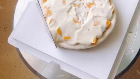 炸鸡蛋糕、麦当劳炸鸡腿蛋糕、