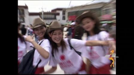 2002年西藏女模大赛花絮