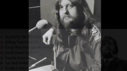 纪念约翰皮尔斯JOHN PEARSE 没错那个吉他弦牌子就是他创立的 剪辑当年唱片专辑 The Lost 1966 Waldeck Audition