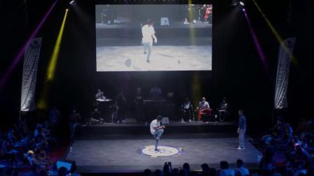 2020 Bboy Mini Joe VS Willy 决赛 Battle One One 街舞breaking