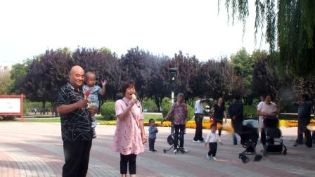 豫剧《朝阳沟》选段——濮阳-郭丽萍