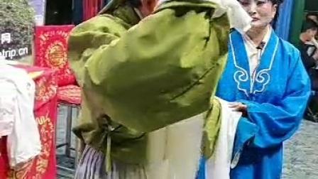 豫剧红脸李中法山东省菏泽市牡丹区建华豫剧团
