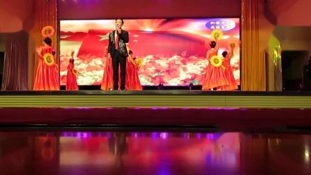 元宝区全民健身夕阳红盛世欢歌庆双节文体演出之知青大学舞蹈《和谐祖国美好家园》片段