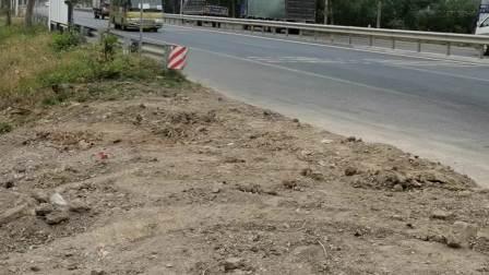 [日常]潍坊公交诸城202路石河头方向进入小桃路