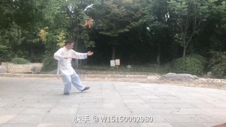 徐州王庆云演练传统杨式太极拳