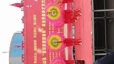 礤石川舞蹈队扇子舞《中国美》