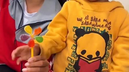 童年趣事:我的糖果怎么不见啦?