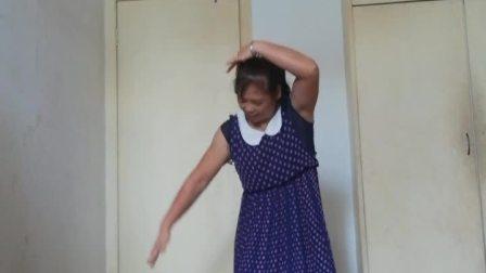 舞蹈:板兰花开