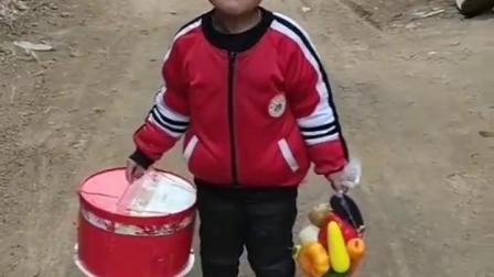 儿童小零食:蛋糕要送到什么地方